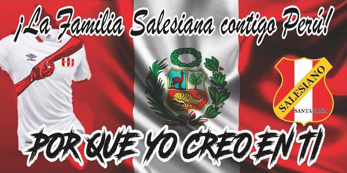 Yo creo en ti Perú Salesiano 2
